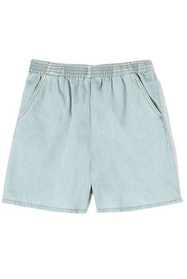 Lazybird Shorts - Dirty Bleached