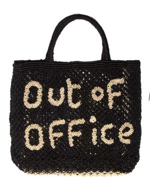 Out Of Office Black and Natural