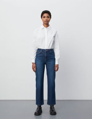 2nd Day - Raven Thinktwice Mid Blue Jeans