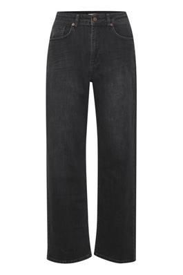 Part Two Esraa Jeans Washed Black Denim