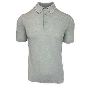 Circolo 1901 Slim Fit Green Knitted Polo   934TO beige