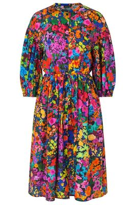 India Dress - 60's Allover SUSTAINABLE