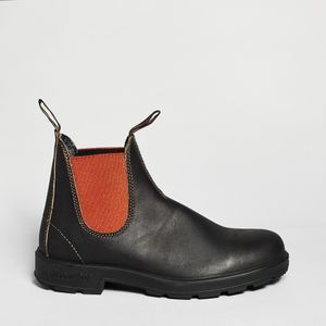 Blundstone Dark brown leather ankle boot