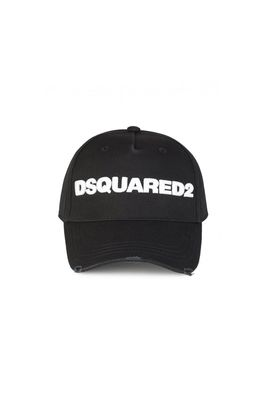 DSQUARED EMBROIDERED CAP