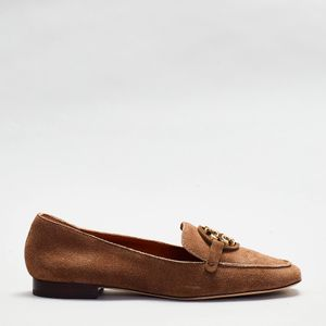 Tory Burch Moccasin Retail Gold - Leather
