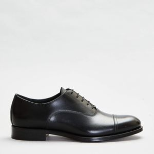 Perego Shoes Leather Lace - Black