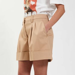 Fay Short Pinces with lapel