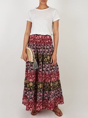 Lily Patchwork Skirt