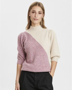 Numph Nucalypso Knitted Top
