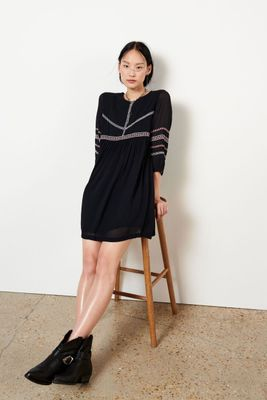 Colombe Dress - Carbonne