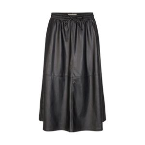 Sofie Schnoor Faux Leather Skirt