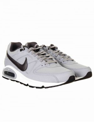 Nike Air Max Command Trainers - Wolf Grey   UK 7, Colour: Wolf Grey