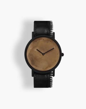 South Lane StockholmExposed Side zip Watch