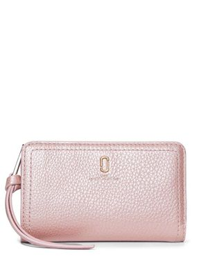 MARC JACOBS WOMEN'S M0016543684 PINK LEATHER WALLET