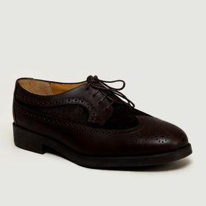 Sufol Brogues Brown Kleman