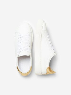 Slected Femme - Donna Trainers Gold