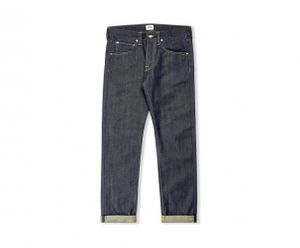 Edwin Jeans ED-55 63 Rainbow Selvage Blue Unwashed