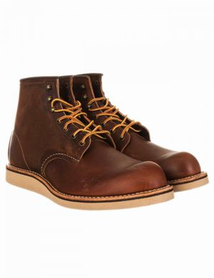 Red Wing 2950 Heritage Work Rover Boot - Copper Rough & Tough Colour: