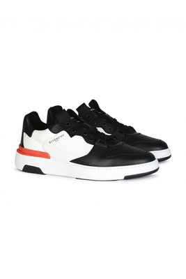 Givenchy Wing Two-tone Low-top Sneakers