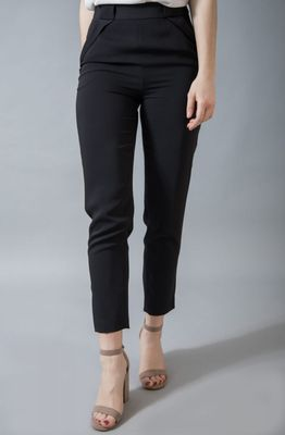 BARILOCHE ZAFRA DRESS TROUSERS BLACK