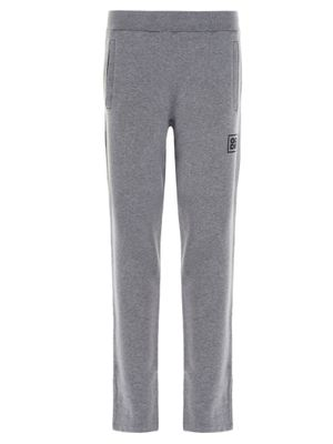 GOLDEN GOOSE MEN'S GMP00809P0002760267 GREY OTHER MATERIALS JOGGERS