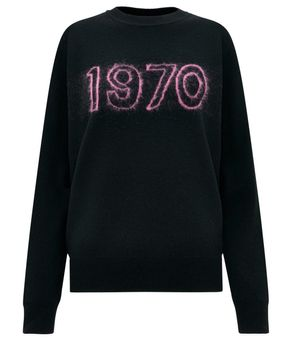 1970 Glow Black Jumper