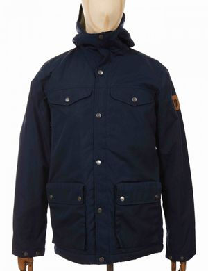 Fjallraven Greenland Winter Jacket - Night Sky Colour: Night Sky, Size