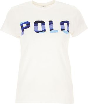 White T-shirt with front logo