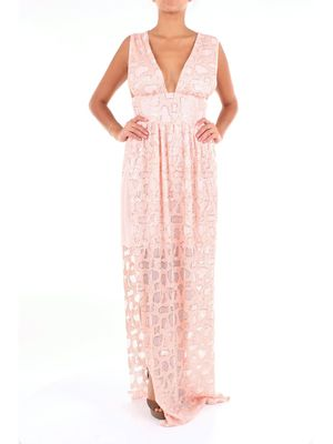 FRANCESCA CONOCI Dress Long Women Rose