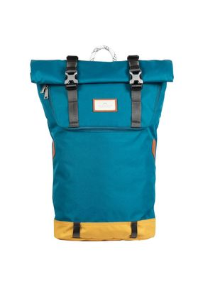 Doughnut Backpack Christopher Mid Tone - Teal x Mustard