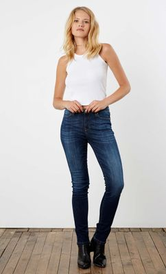 Eliya Jeans Dark Vintage Denim