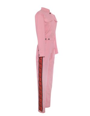 Lisou X Spry Pink Boilersuit