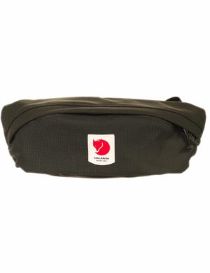 Fjallraven Ulvo Medium 2L Hip Pack - Deep Forest Colour: Deep Forest,