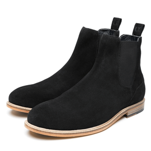 LANX Mens Neary Suede Chelsea Boot