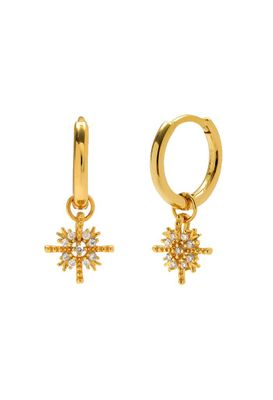 Dinasty gold earrings