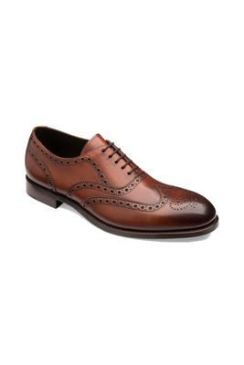 LOAKE Hepworth Brogue Shoe