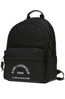 Rue St Guillame nylon backpack
