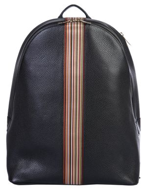 BACKPACK WITH ICONIC STRIPES