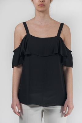 Sfizio Top with dropped shoulder
