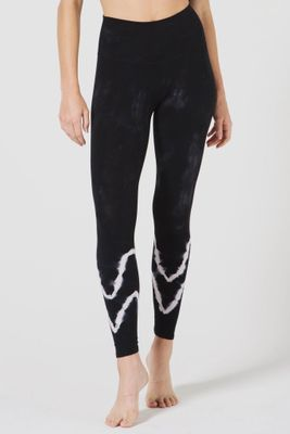 Sunset Legging - Onyx/Cloud