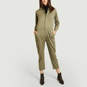 Esther jumpsuit  IVY GREEN Five Jeans