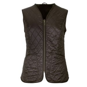 Barbour Womens Hornbeam Reversable Liner Gilet Black / Black