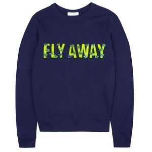 Uzma Bozai Fly Away Sweatshirt