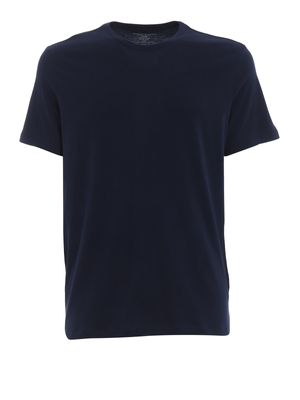 Navy blue deluxe cotton T-shirt