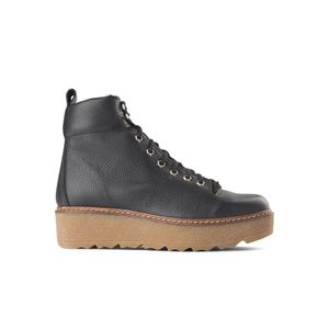 SHOE THE BEAR Bex Leather Boot - Black