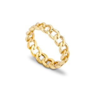 Coco & Kinney Abigail Gold Ring