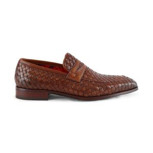 Jeffery West Soprano - Castano Leather Loafer