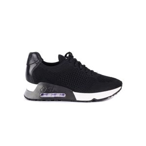 Ash Lucky Knit Trainers - Black