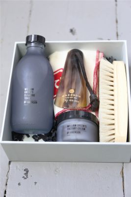 Grenson William Green's Cleaning Kit