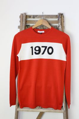 1970 Red Jumper